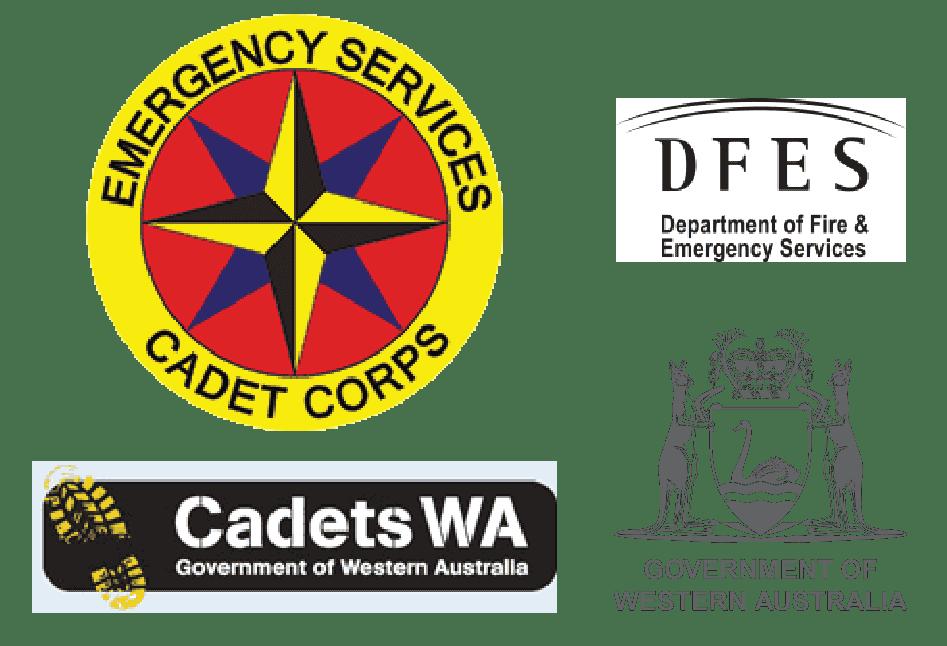 Cadet logo block